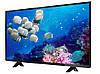 "LED Телевизор JPE 28"" 220V, USB, HD-экран, T2, HDMI, VGA."