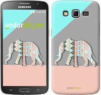 "Чехол на Samsung Galaxy Grand 2 G7102 Узорчатый слон ""2833c-41-2448"""