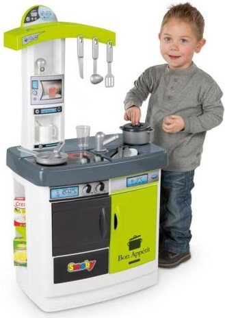 Кухня игровая Bon Appetit Green Smoby