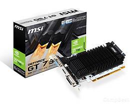 Дискретная видеокарта nVidia GeForce GT 730 2GB DDR3, фото 2