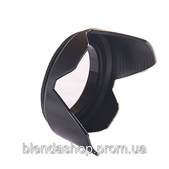 Универсальная лепестковая бленда 77 мм