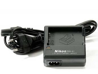 Зарядное устройство MH-61 для NIKON COOLPIX (аккумулятор EN-EL5)