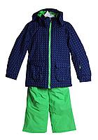 Детский зимний лыжный костюм (куртка + штаны) для мальчика Германия