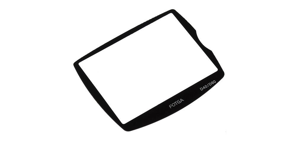 Защита LCD FOTGA для NIKON D40 и D40X - НЕ ПЛЕНКА