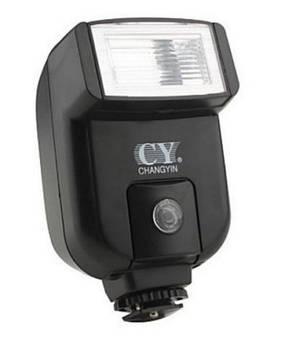 Компактная вспышка для фотоаппаратов NIKON - YinYan CY-20