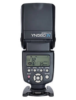 Вспышка для фотоаппаратов OLYMPUS - YongNuo Speedlite YN-560 IV (YN560 IV)