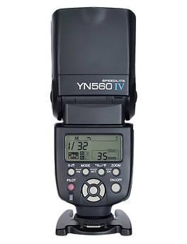 Вспышка для фотоаппаратов PANASONIC - YongNuo Speedlite YN-560 IV (YN560 IV)