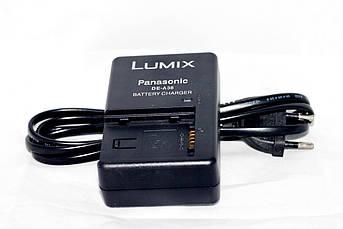 Зарядное устройство DE-A38 для камер Panasonic (АКБ VW-VBG070, VW-VBG130, VW-VBG260, VW-VBG6, VW-AD20, VW-AD21