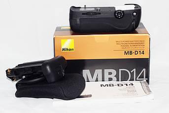 Батарейний блок (бустер) MB-D14 для NIKON D600, D610