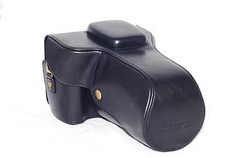 Защитный футляр - чехол для фотоаппаратов CANON 550D, 600D, 650D, 700D - черный