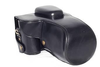 Защитный футляр - чехол для фотоаппаратов CANON 7D - черный