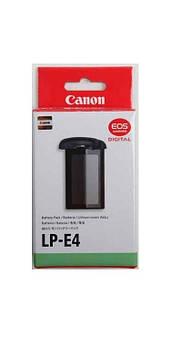Аккумулятор для фотоаппаратов CANON EOS-1D Mark IV, EOS-1D Mark III, EOS-1D C LP-E4
