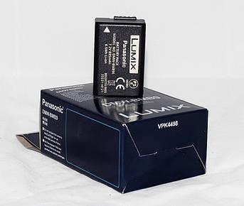 Аккумулятор DMW-BMB9E (аналог DMW-BMB9, DMW-BMB9GK, DMW-BLE9GK, DMW-BLE9PP) для фотоаппаратов Panasonic