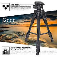 Штатив фирмы ZOMEI для фотоаппаратов - Q111 + головка