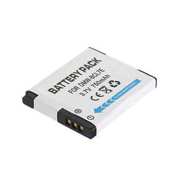 Аккумулятор DMW-BCL7E (DMW-BCL7, BP-DC14) для фотоаппаратов Panasonic - аналог 750 ma
