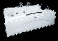 Гидромассажная ванна CRW CZI-25R правосторонняя, 1700х850х670 мм