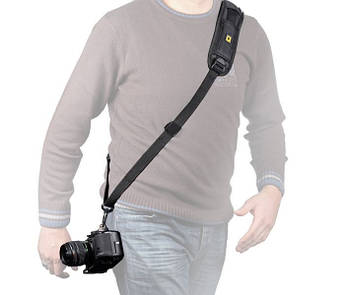 Разгрузочный плечевой ремень QUICK STRAP для всех марок фотоаппаратов