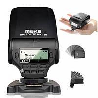 Вспышка для фотоаппаратов Canon - MEIKE MK-320 с E-TTL