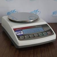 Лабораторные весы AXIS BTU-210D НПВ — 210 г, d — 0,01 г.