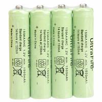 Аккумуляторы AAA UltraFire 1500 mAh (4шт в блистере)