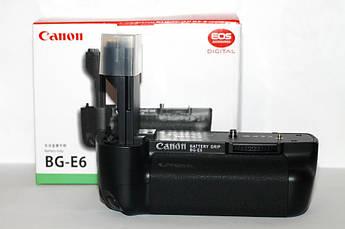 Батарейный блок BG-E6 для CANON 5D MARK II