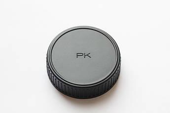 Крышка задняя для объективов PENTAX, байонет K, PK