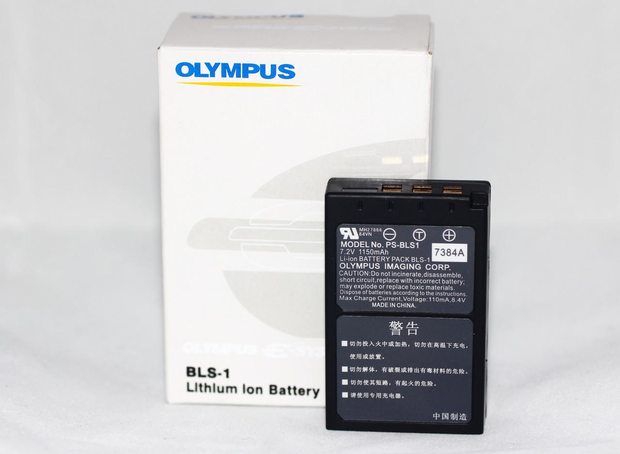 Аккумулятор для фотоаппаратов OLYMPUS - BLS-1 (PS-BLS1)
