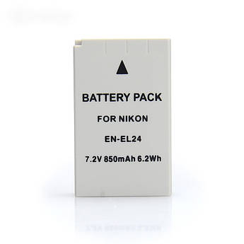 Аккумулятор для фотоаппаратов NIKON 1 J5 - EN-EL24 - аналог (850 ma)
