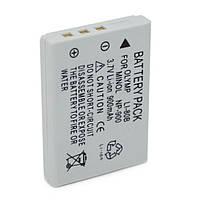 Аккумулятор NP-900 (LI-80B) для фотоаппаратов KONICA MINOLTA DiMAGE E40, E50 - аналог