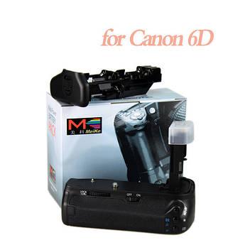 Батарейный блок Meike MK-6D (аналог BG-E13) для CANON 6D