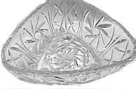 Салатник треугольный 23*23 см