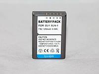 Аккумулятор BLN-1 - аналог для фотоаппаратов OLYMPUS OM-D E-M5, OM-D E-M1, PEN E-P5, E-M1, E-M5, E-P5 - 1250ma