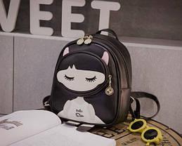 Милый городской рюкзак Katgirl, девочка, фото 3