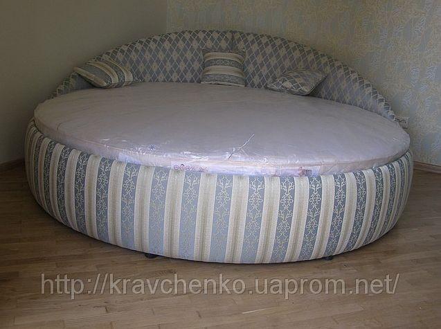 Круглые кровати. Вопросы возникающие при покупке круглой кровати.