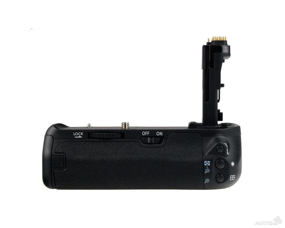 Батарейный блок BG-E14 (аналог) для CANON 70D, 80D
