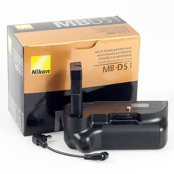 Батарейний блок (бустер) MB-D51 для NIKON D5100, D5200, D5300