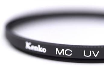 Ультрафиолетовый защитный cветофильтр KENKO 52 мм с мультипросветлением MC UV