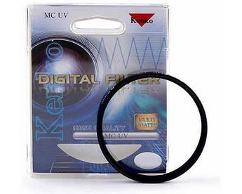 Ультрафиолетовый защитный cветофильтр KENKO 82 мм с мультипросветлением MC UV