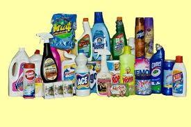 Бытовая химия и бытовые товары