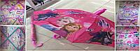 Зонт с картинками героев мультфильмов для девочек 4 вида