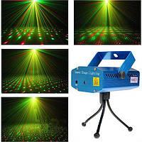 Лазерный прожектор LASER 6in1 Акция!
