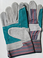"""Перчатки замшевые """"ПРОФЕССИОНАЛЬНЫЕ"""". Размер: 10.5, PRC /0-22"""