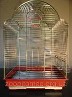 Клетки для попугаев с фото-топовые модели.