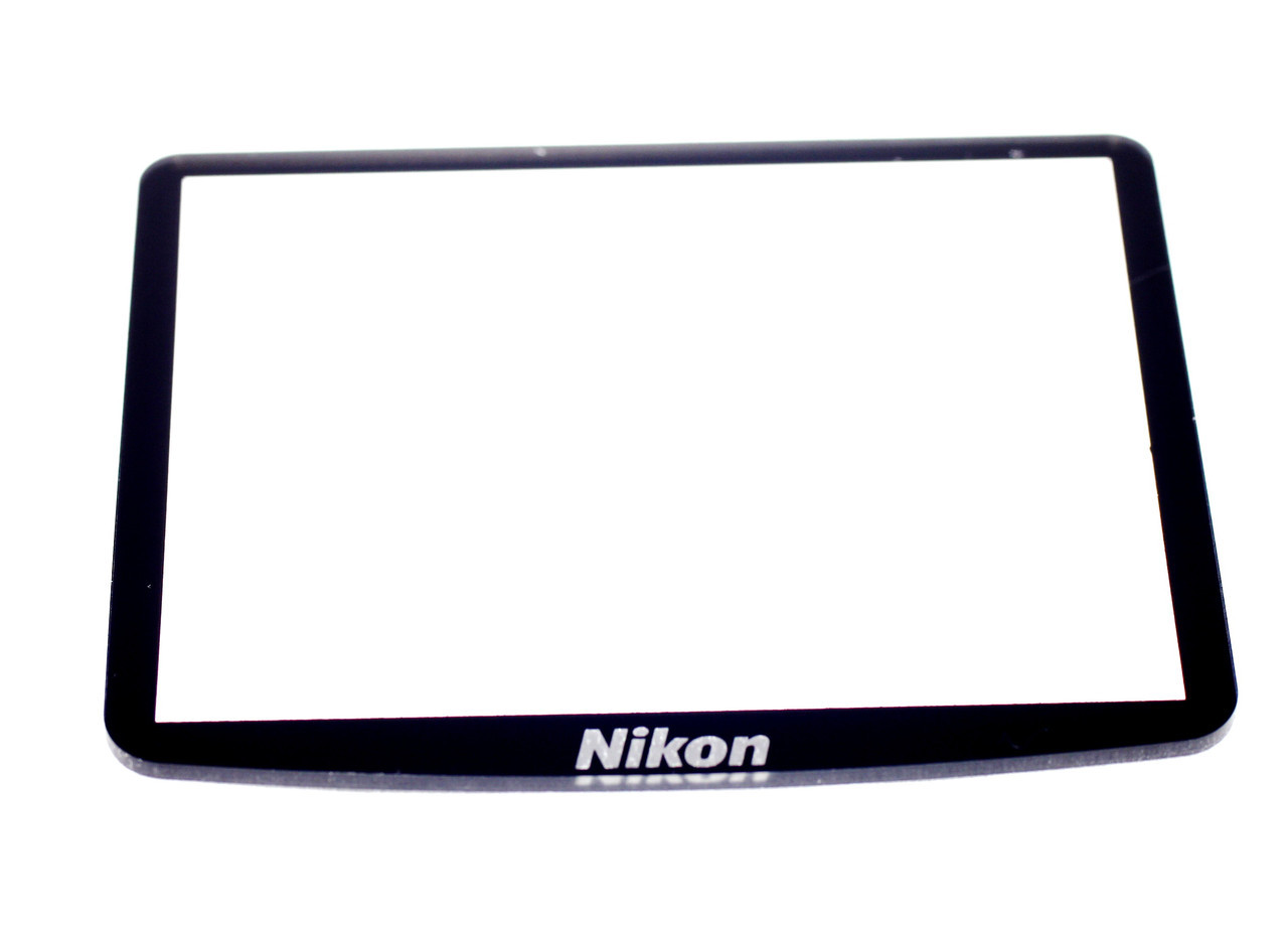 Скло основного екрану (дисплея) для NIKON D90