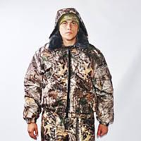 Куртка для охоты и рыбалки утепленная - Осень