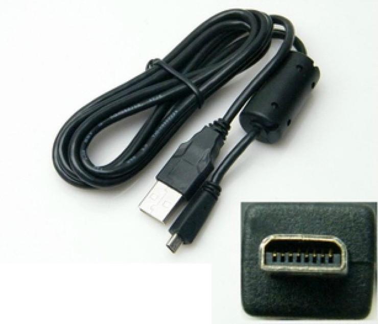 Кабель (шнур) USB UC-E6 для камер FujiFilm