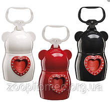 Контейнер для гигиенических пакетов DUDU' HEART Ferplast