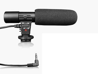 Cтерео микрофон накамерный Sidande MIC-01