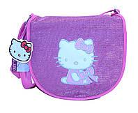 Сумка детская на плечо Hello Kitty Цвет Малиновый (26х25х9 см)