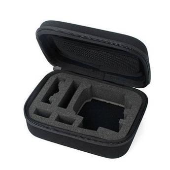 Кейс, футляр для экшн-камер размер (16 х 11 х 6.5) для Gopro, SJCAM, Xiaomi и других экшен камер (код № XTGP85